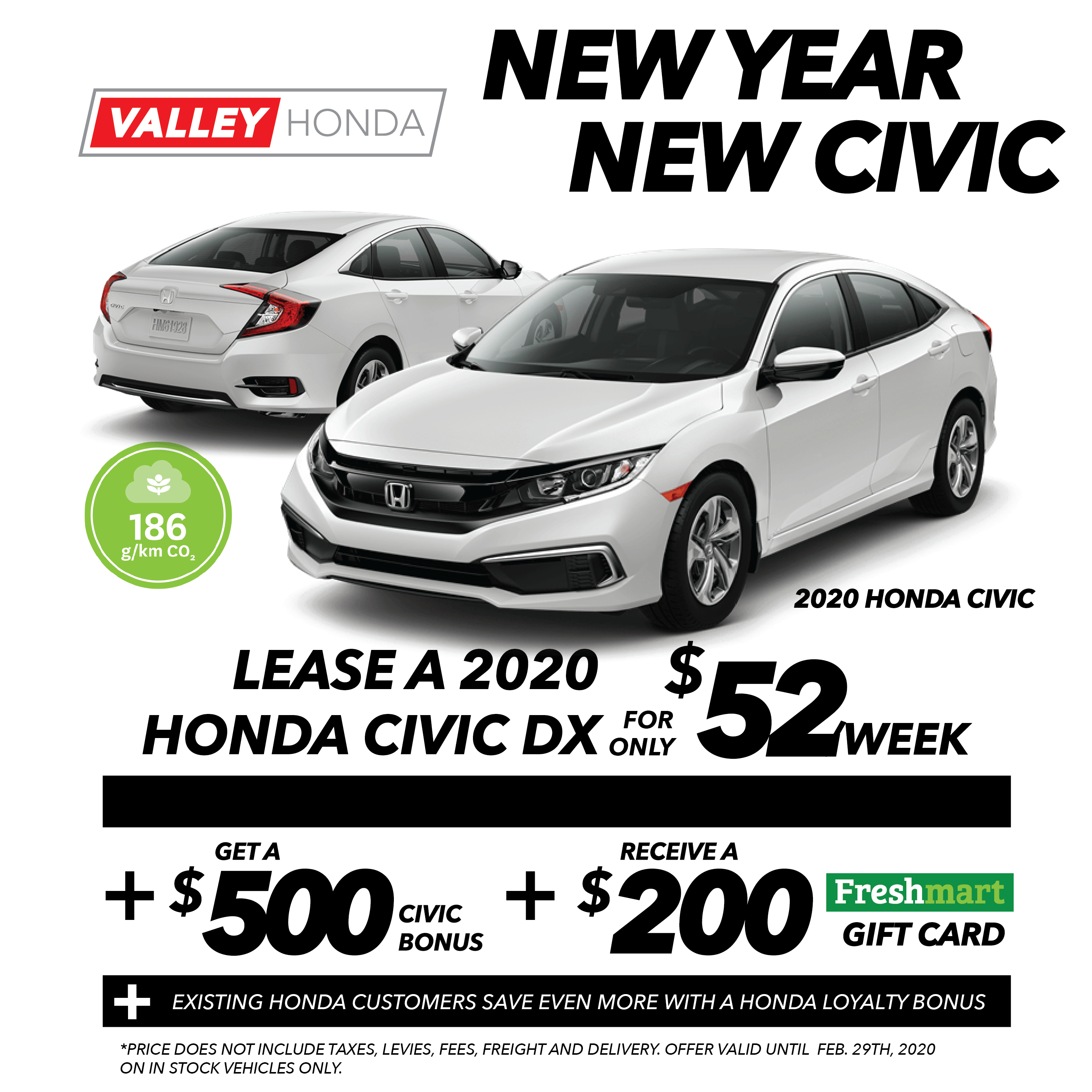 New Year, New Civic