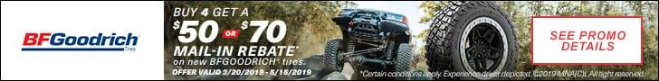 BF Goodrich – Tire Promo